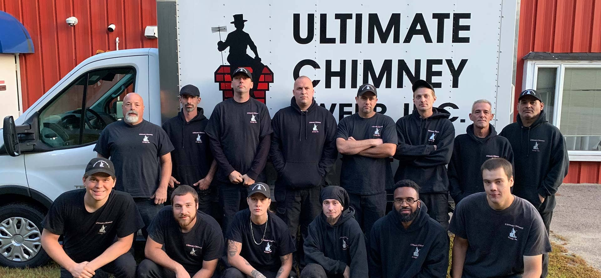 Ultimate Chimney Sweep Staff
